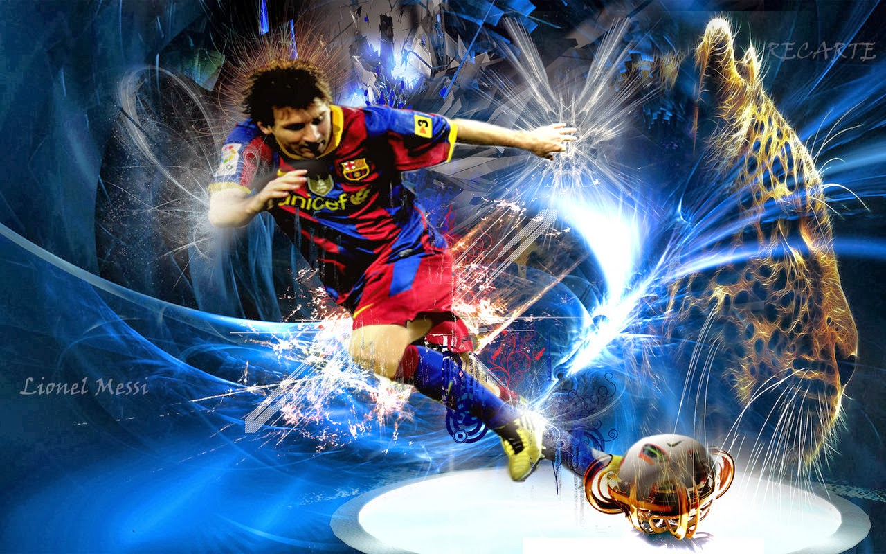 Messi New HD Wallpapers 2013-2014