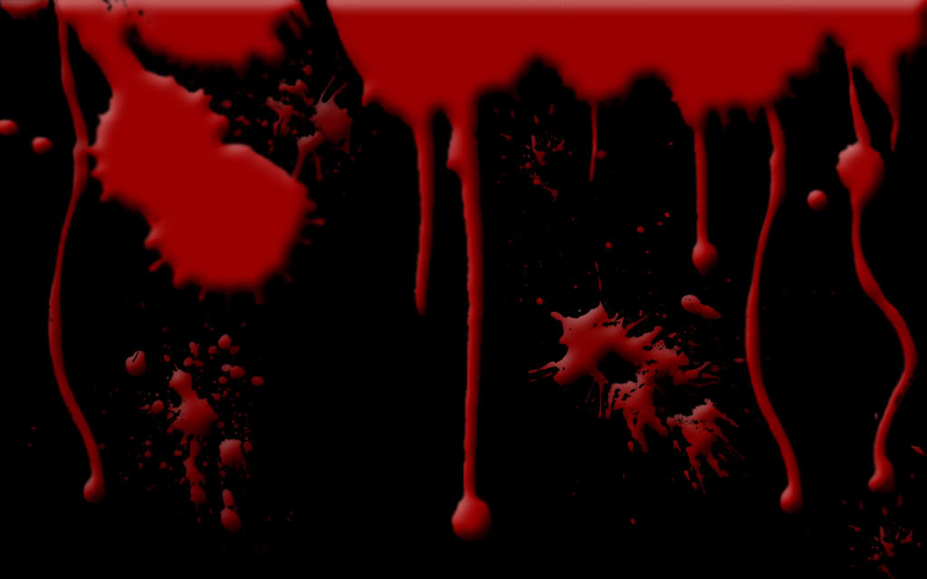 Blood Spatter Wallpaper - WallpaperSafari