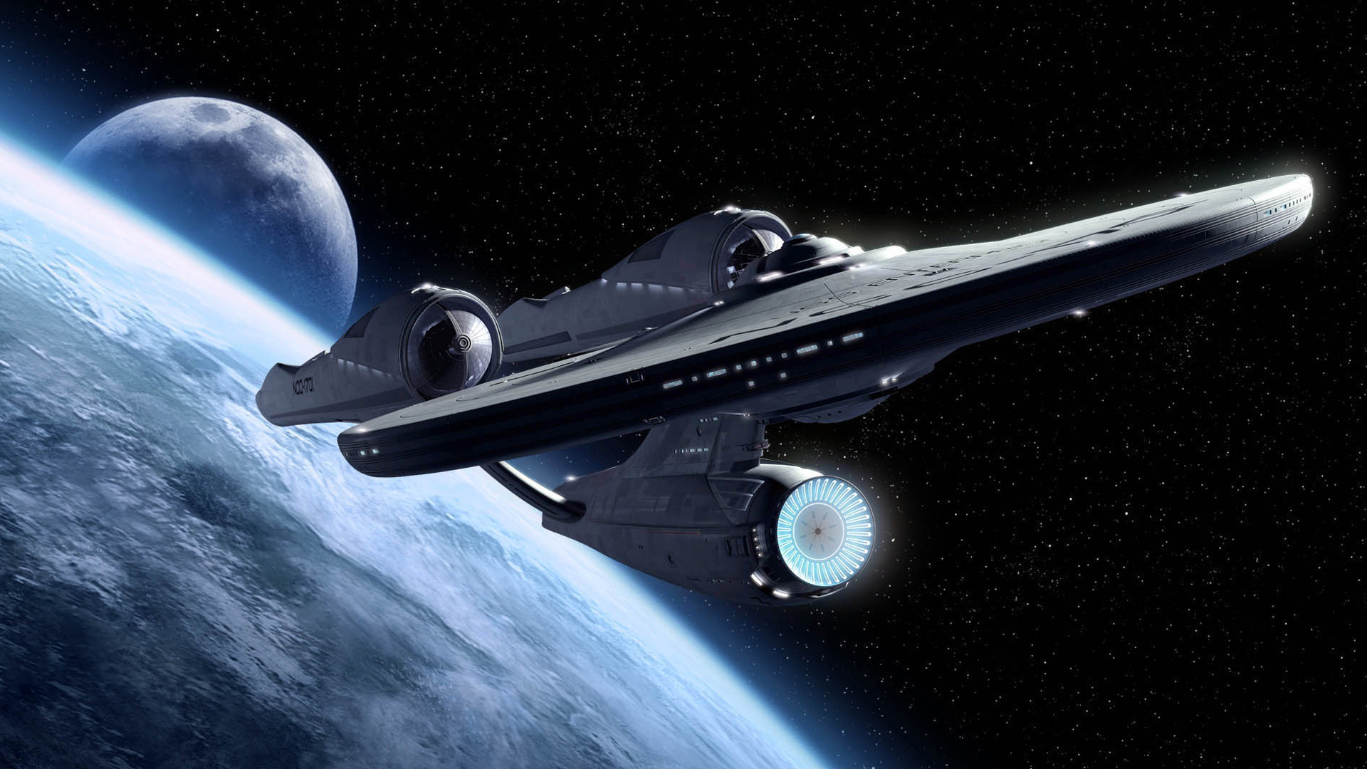 Starship Enterprise   Star Trek wallpaper   136570 1920x1080