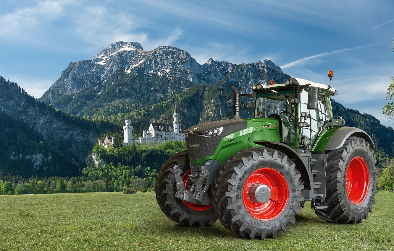 Wallpaper tractor 1050 fendt images for desktop section 1332x850
