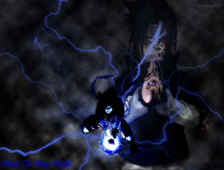 Sasuke Curse Mark by PyroFXK on deviantART 720x547