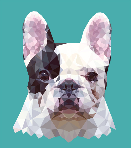 Geometric Animal Wallpaper image gallery 535x601