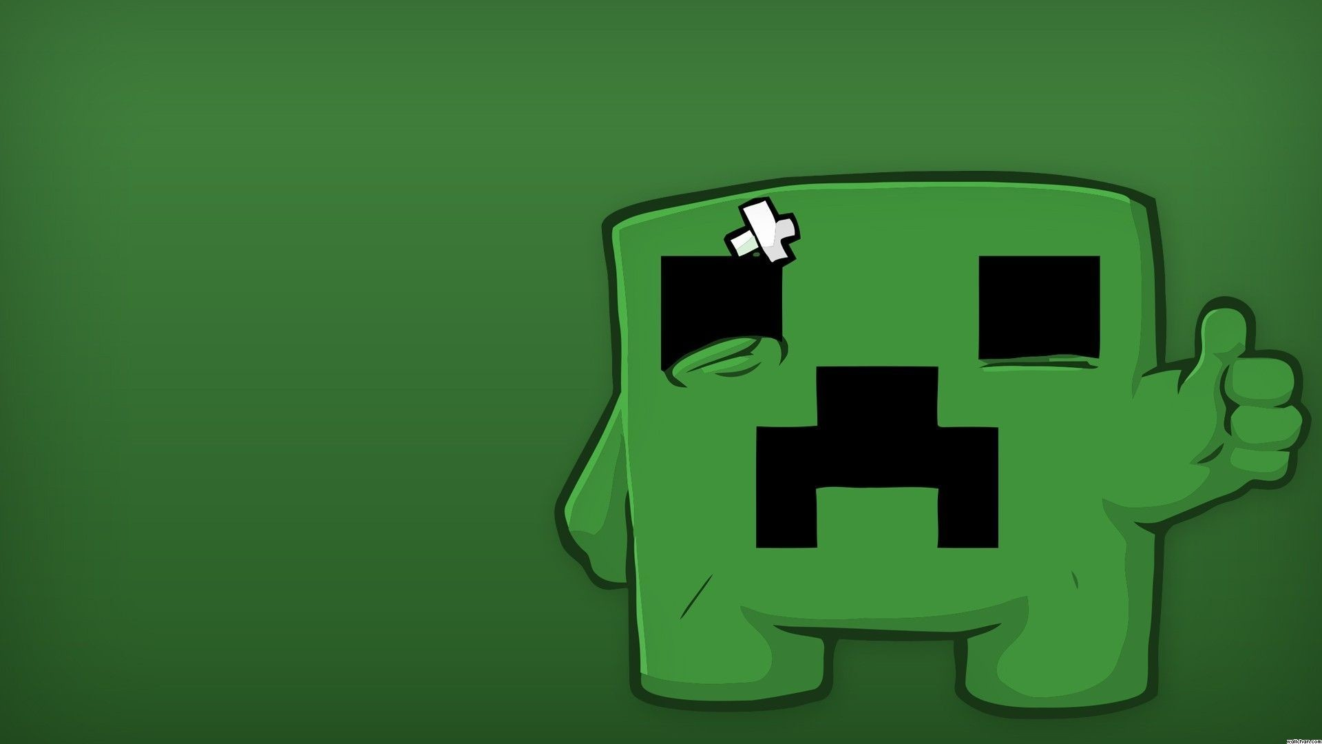 72 Cute Creeper Wallpapers on WallpaperPlay 1920x1080