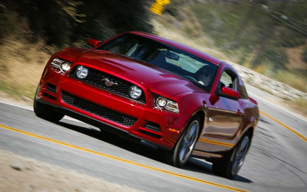 Ford Mustang Wallpapers And Screensavers Wallpapersafari
