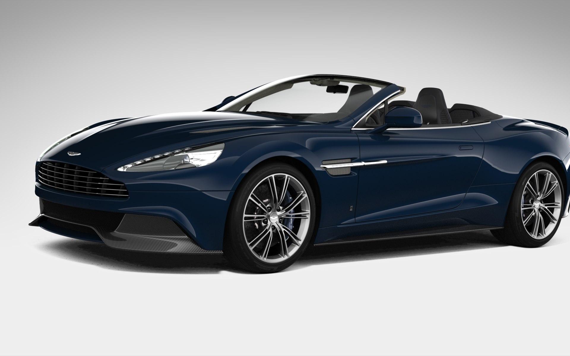 Martin Aston Martin Vanquish Volante Neiman Marcus Edition 2014 1920x1200
