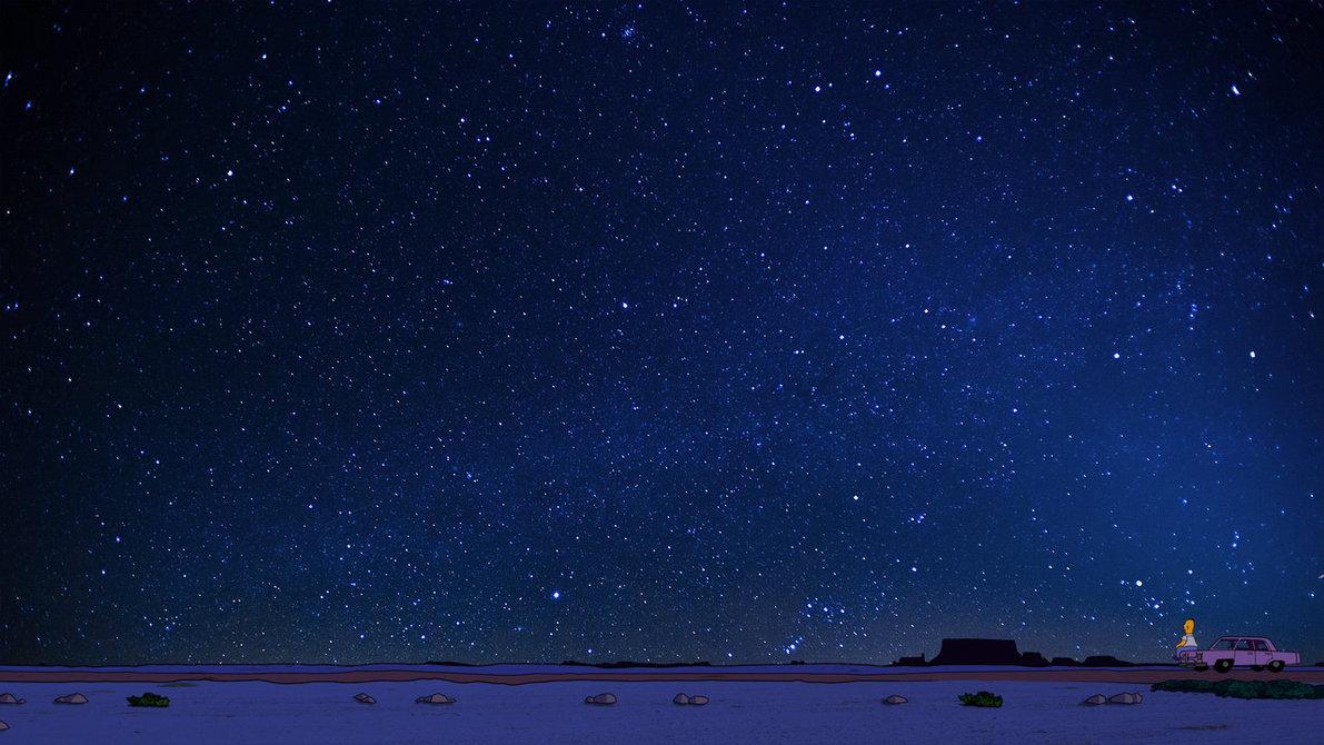 Summer Night Sky Wallpaper 10 1191x670