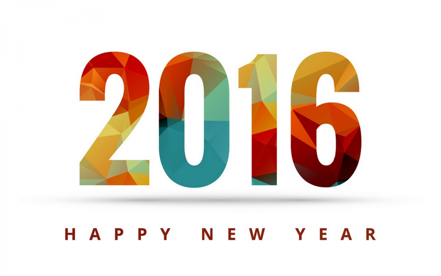 2016 Happy New Year Wallpapers HD Wallpapers 1440x900