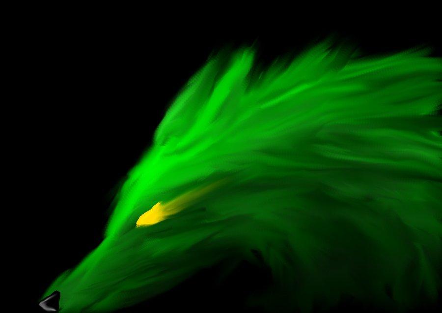 Neon Green and Black Wallpaper - WallpaperSafari