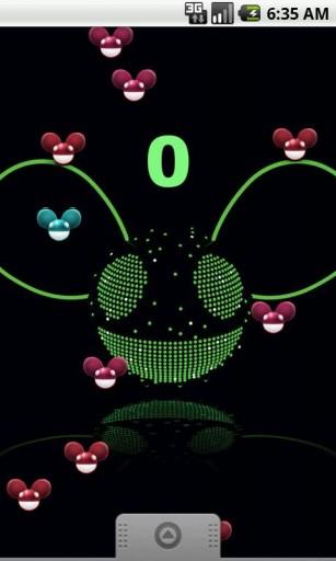 View bigger   Deadmau5 Neon Live Wallpaper for Android screenshot 307x512
