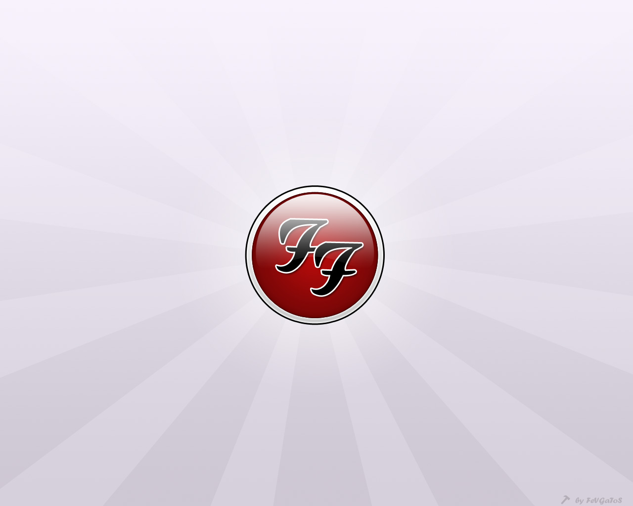 Foo Fighters Wallpaper by FeVGaToS 1280x1024