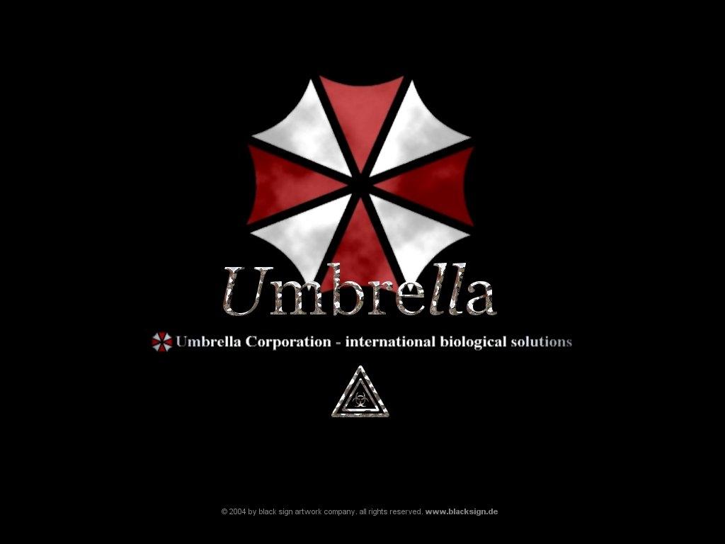 Image   Resident Evil Umbrella Wallpaperjpg   Degrassi Wiki 1024x768