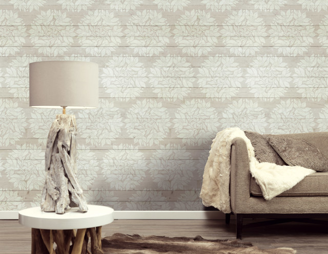 Wallpaper   Beach Style   Wallpaper   brisbane   by Murrays Interiors 640x496