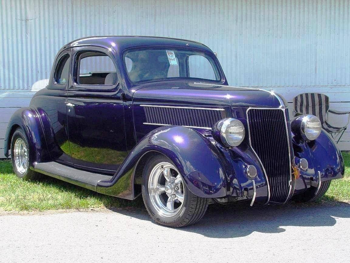 1936Fordclassiccarpictures1936 Ford Purple car images 1152x864 1152x864