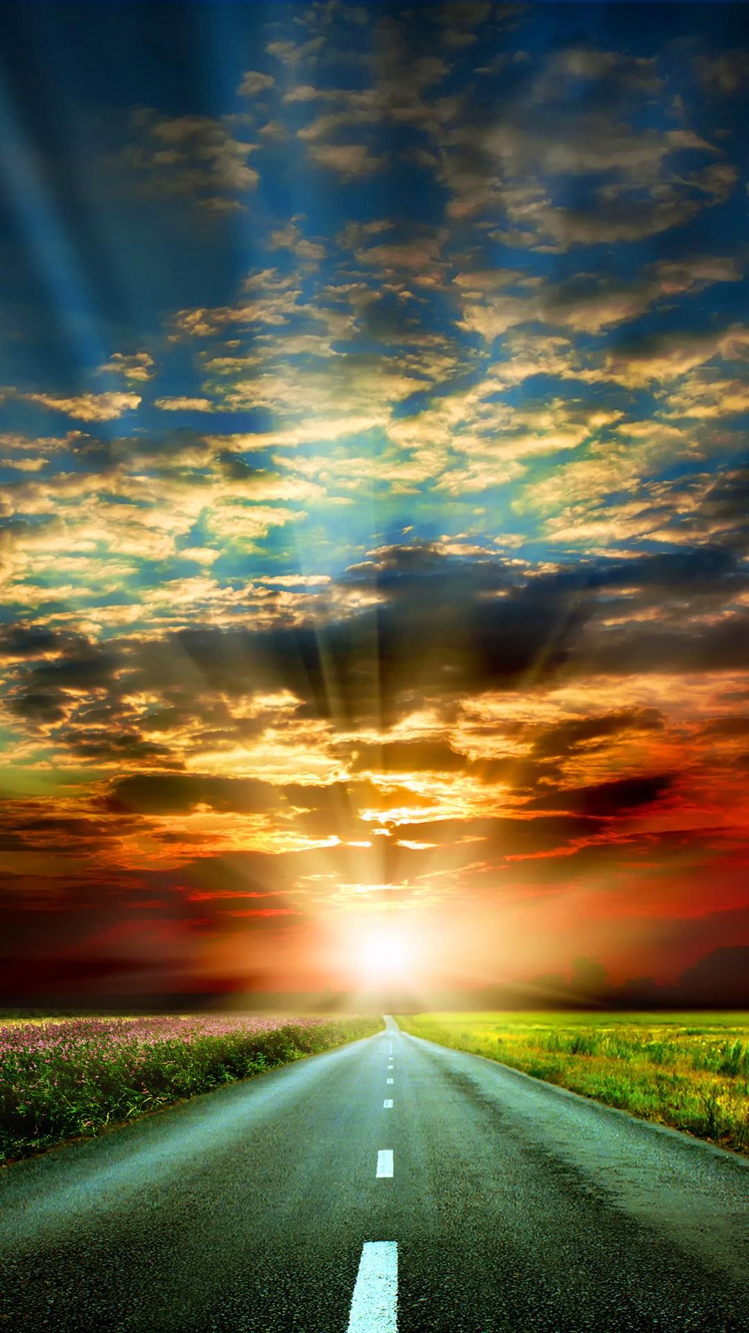 Beautiful Sunsets Wallpaper Image Source