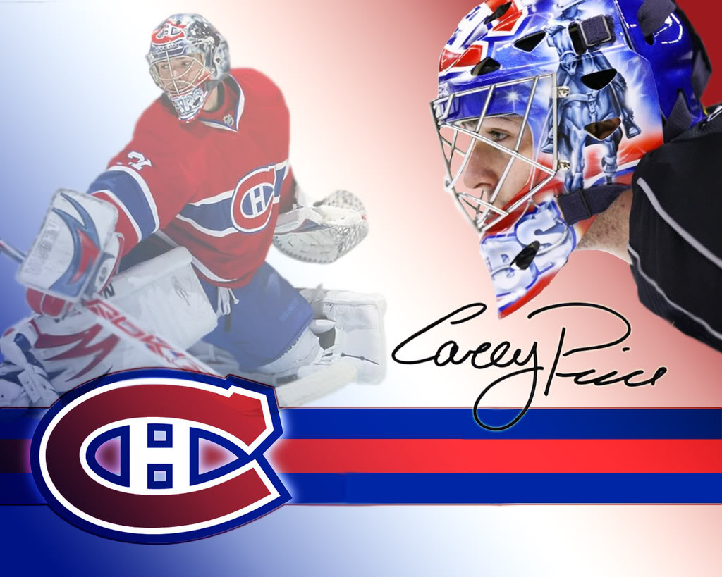 Carey Price Wallpaper More Load All Images Icepolarbacardi Oct 1024x819