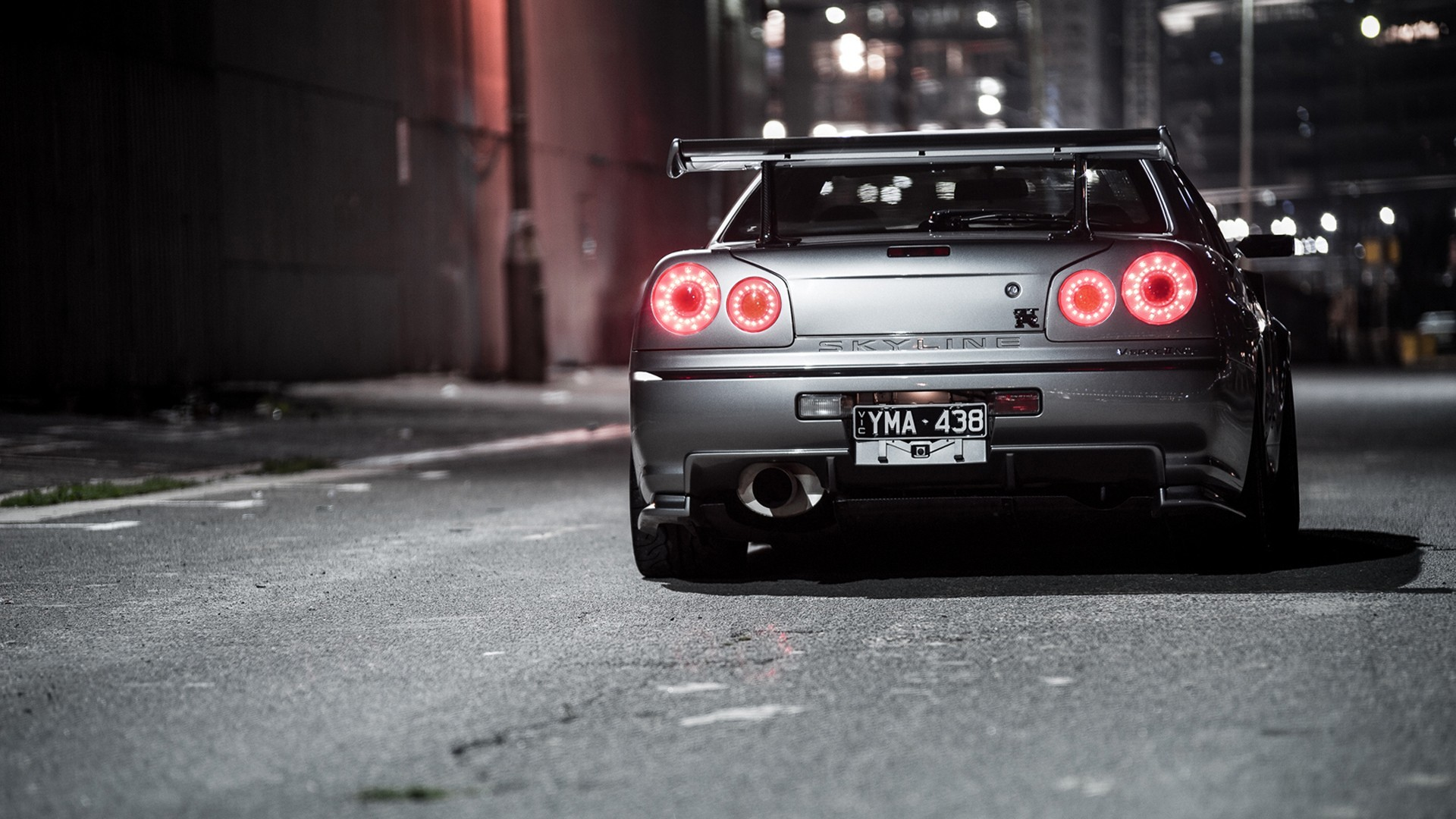 nissan skyline gtr r34 wallpaper wallpapersafari. Black Bedroom Furniture Sets. Home Design Ideas