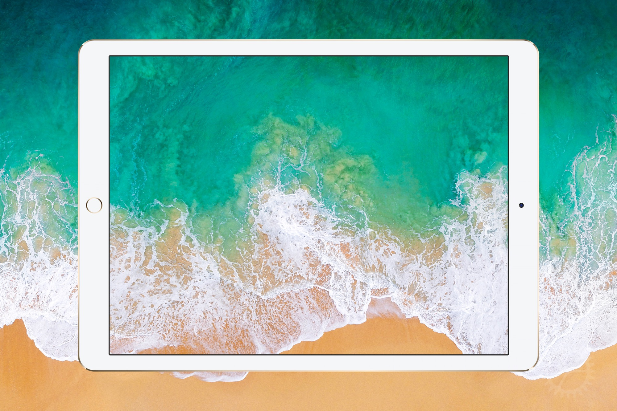 44 Ios 11 Stock Wallpaper On Wallpapersafari