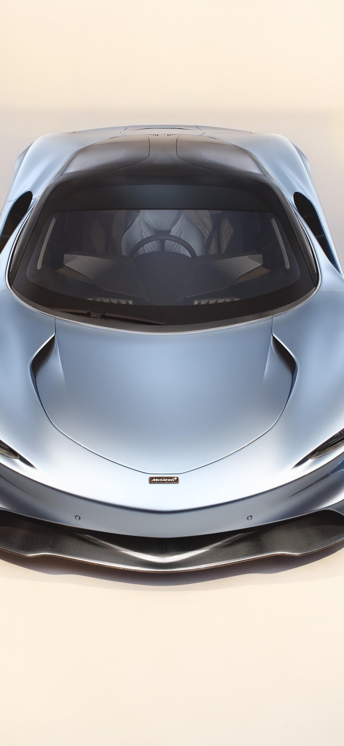 Download 1125x2436 Mclaren Speedtail Concept Design Hyper Cars 1125x2436