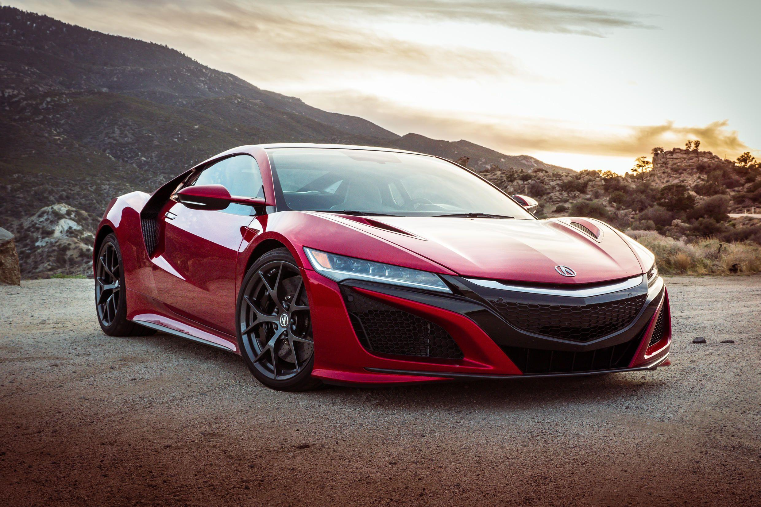 2019 Acura NSX Wallpapers Background Images Photos Pictures 2480x1653