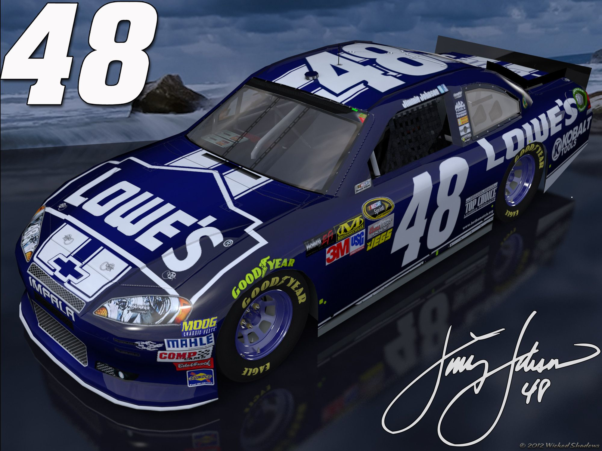 Jimmie Johnson Wallpapers 2000x1500