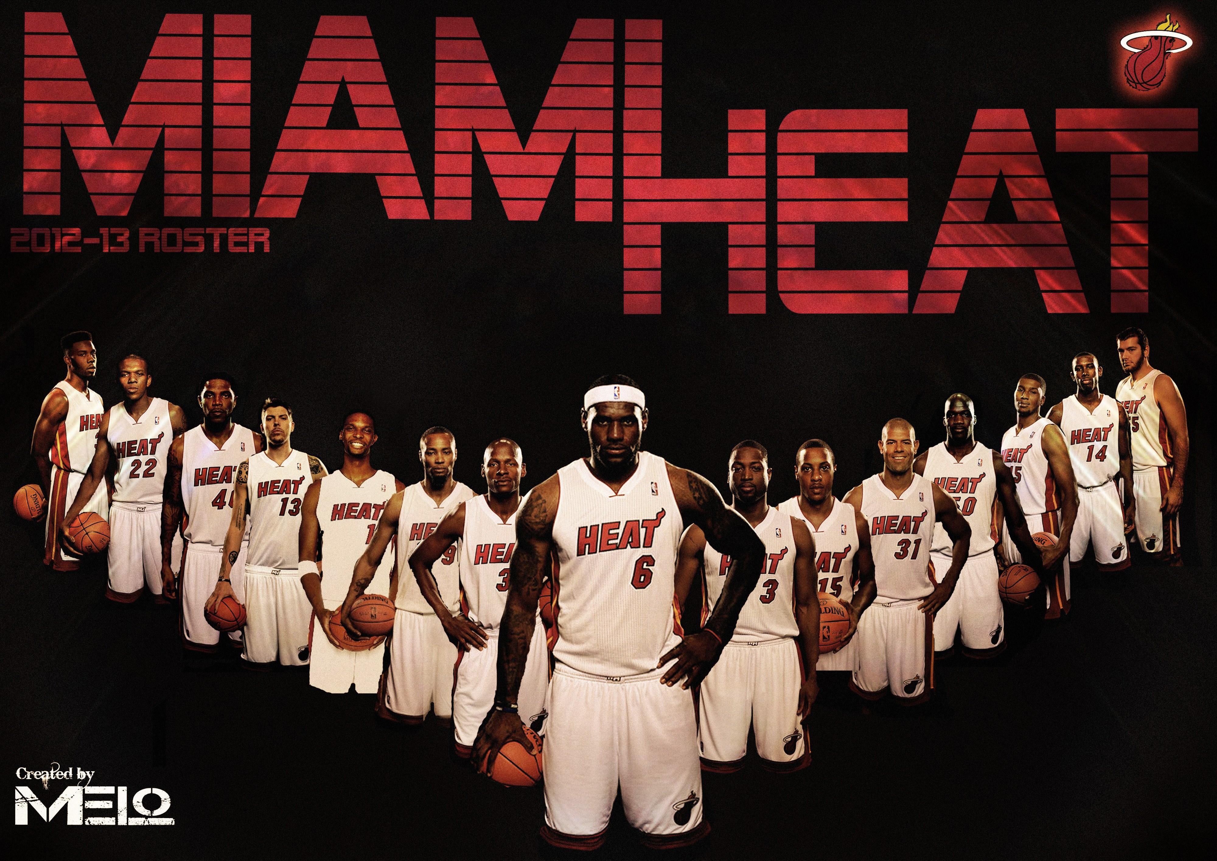 Best Miami Heat Wallpaper HD ImageBankbiz 4000x2828
