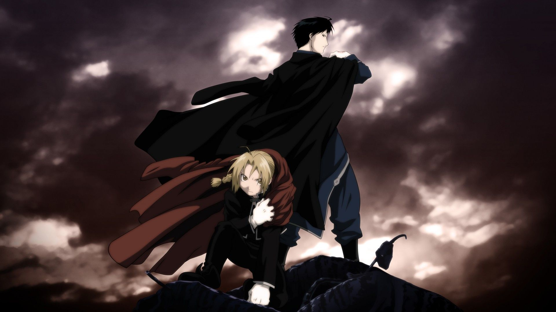 Fullmetal Alchemist Wallpapers HD 1920x1080