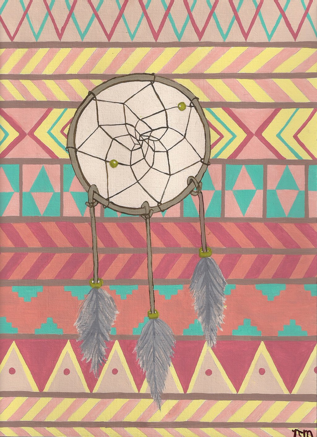 50 Dream Catcher Iphone Wallpapers On Wallpapersafari