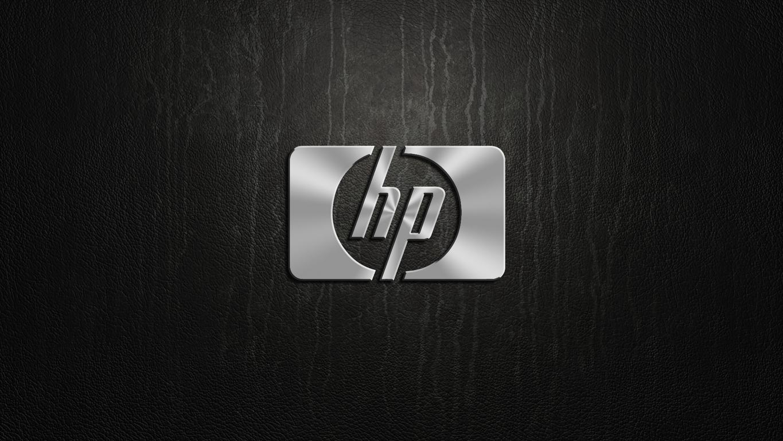 Hp logo wallpaper hd 1365x768