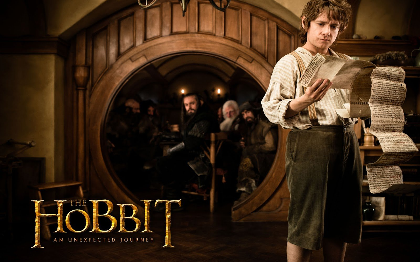 The Hobbit Wallpapers HD Photos 1600x1000