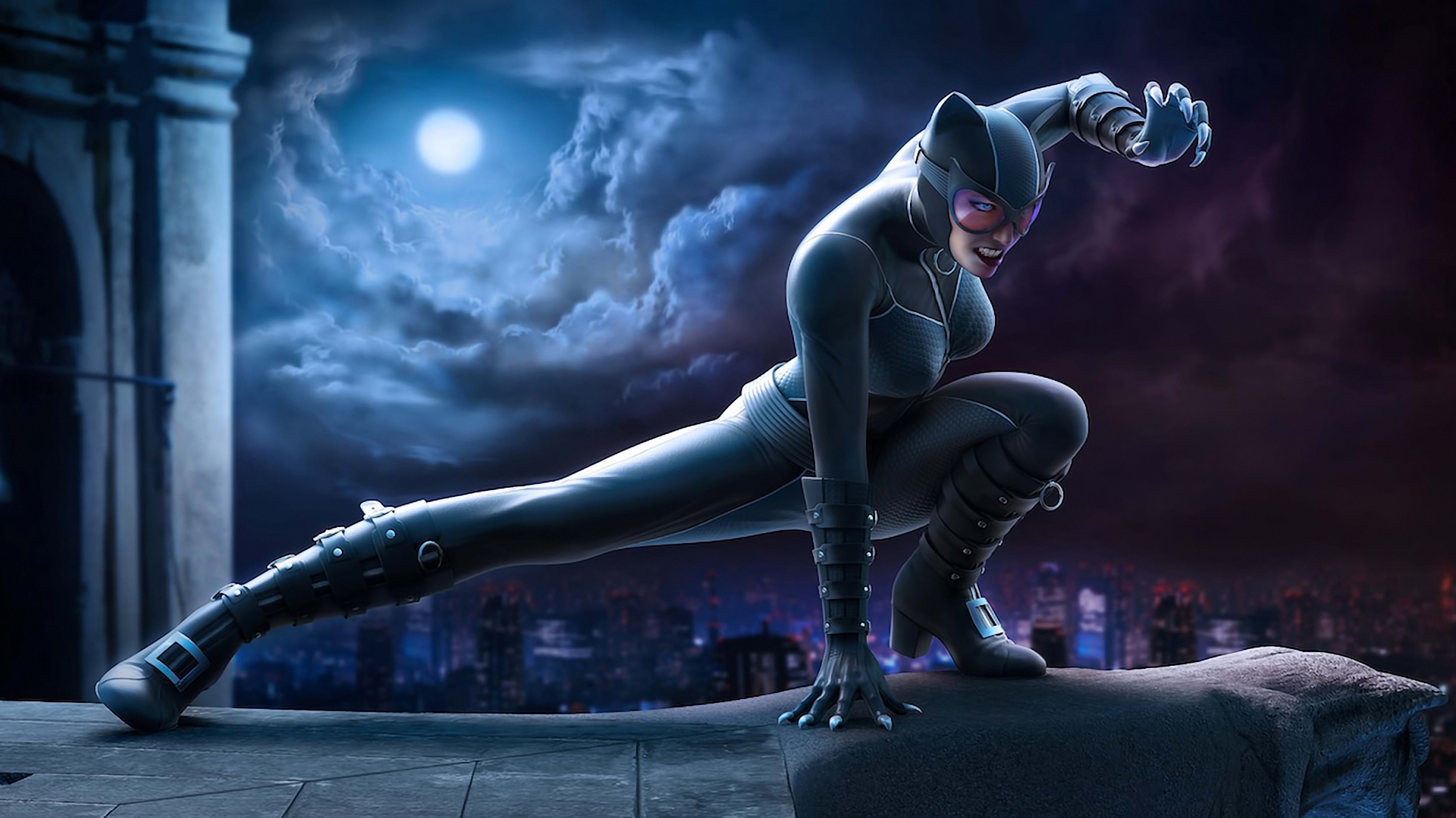 Wallpapers Widescreen Comics Catwoman 1920x1080