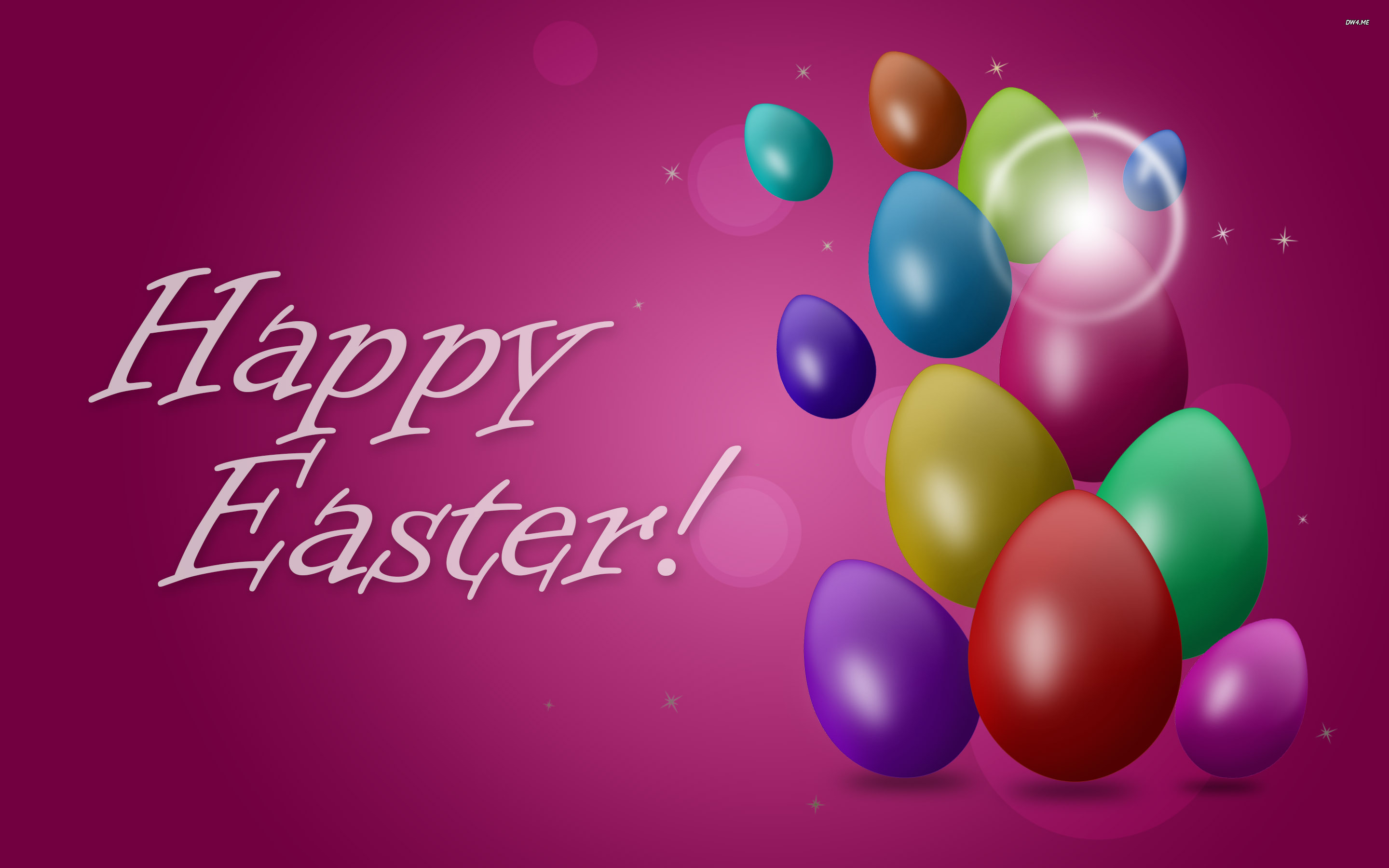 Happy Easter wallpaper   Holiday wallpapers   2175 2880x1800
