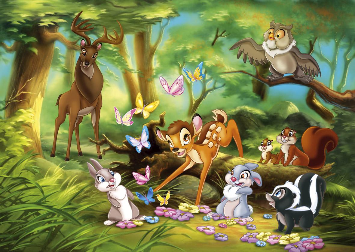 Bambi Disney 19 Fonds dcran HD Fonds dcran dordinateur Fond 1181x840