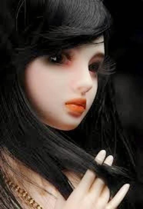 Unique HD Wallpapers 4U Cute Barbie Doll Sad HD Wallpaper 465x680