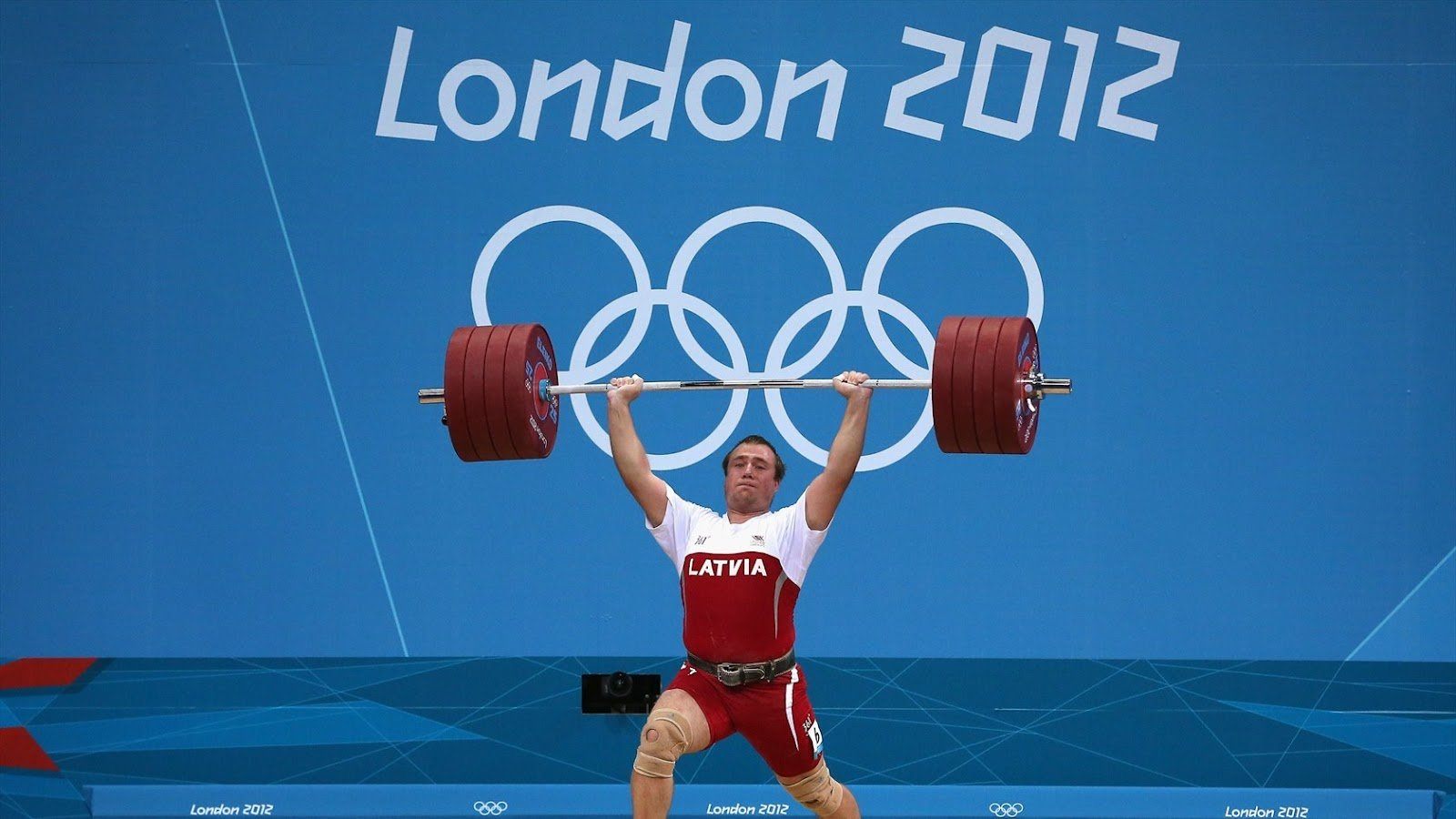 Olympic Lifting Wallpaper Of Weightlifting 1600x900