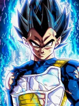 Vegeta Ultra Instinct Wallpaper HD for Android   APK Download 266x355