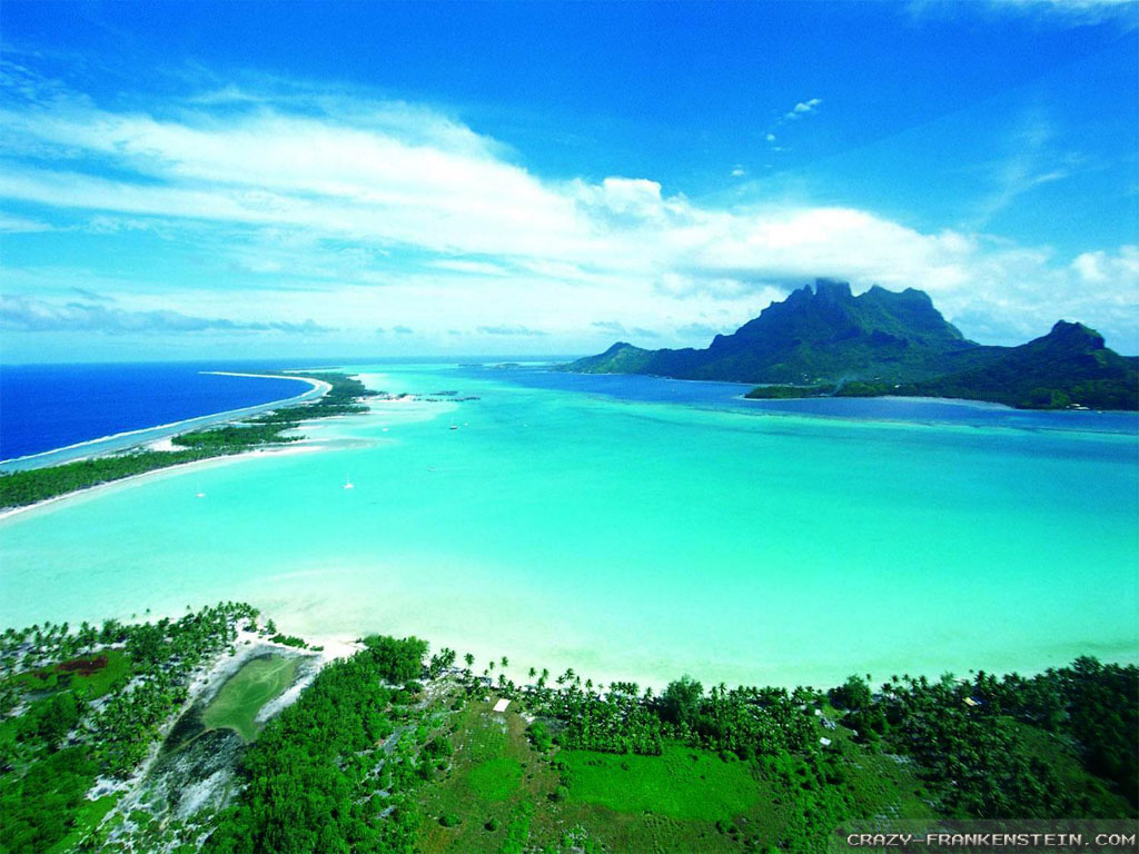 Bora Bora Backgrounds - WallpaperSafari