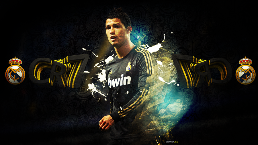 CR7 Wallpaper by shifted gfx 900x506