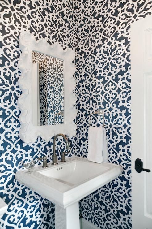 Thibaut Designs Geometric Etosha Wallpaper Grey   Design decor 492x740
