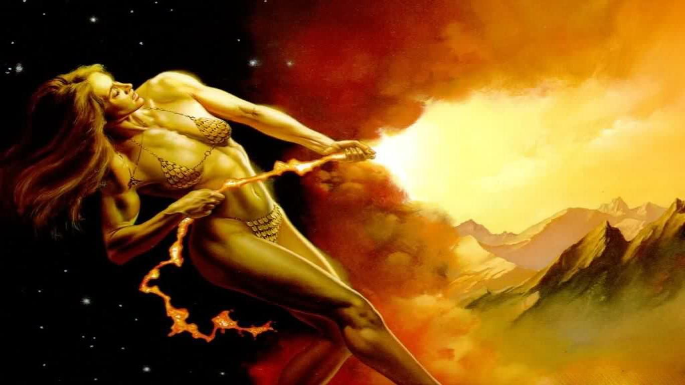 Greek Mythology Wallpapers 1366x768