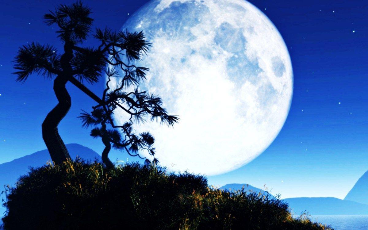 beautiful moon light love hd wallpapers Wallpapers Beautiful 1200x750