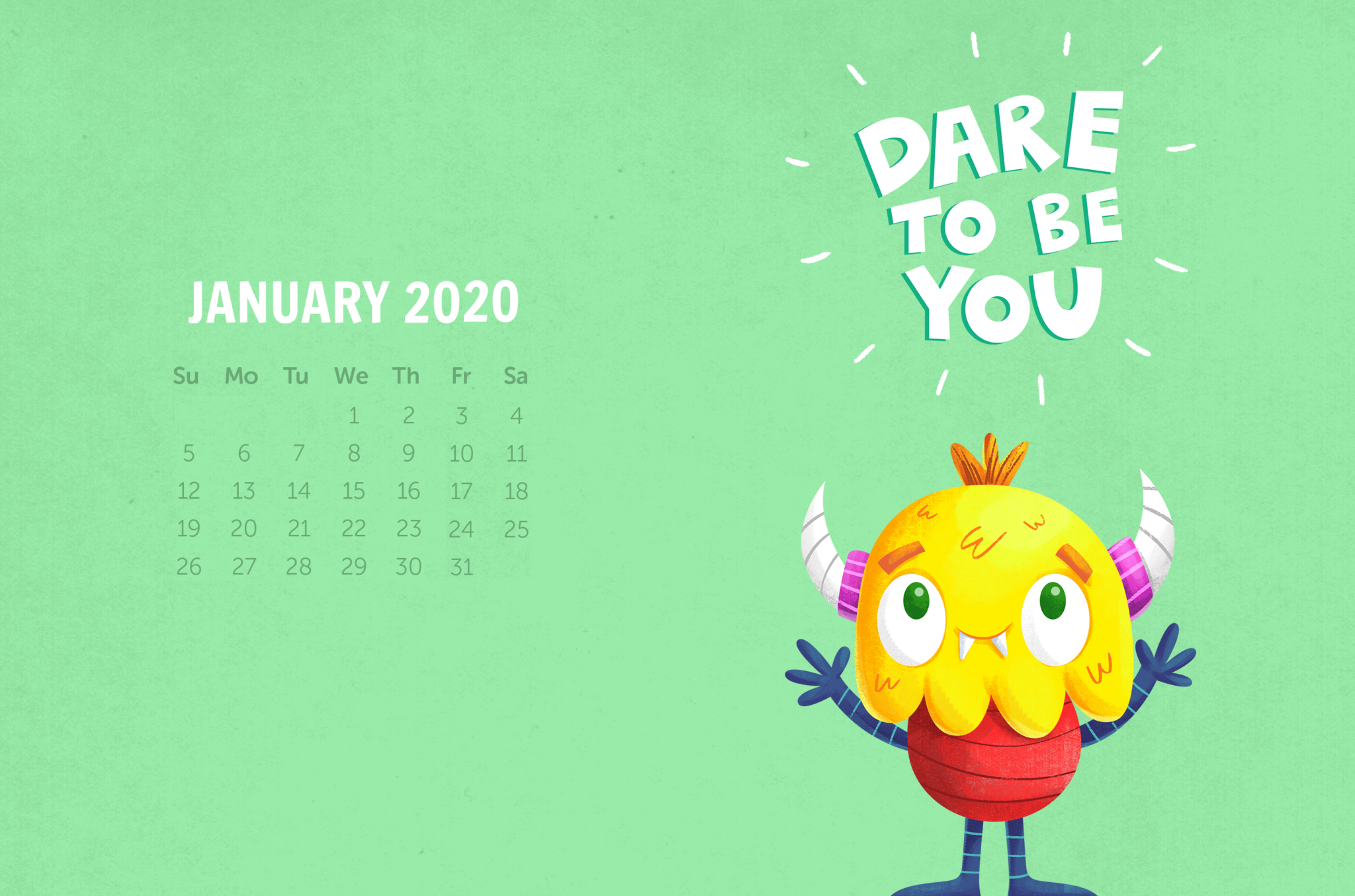 2020 Wallpaper Calendar Latest Calendar 2048x1355