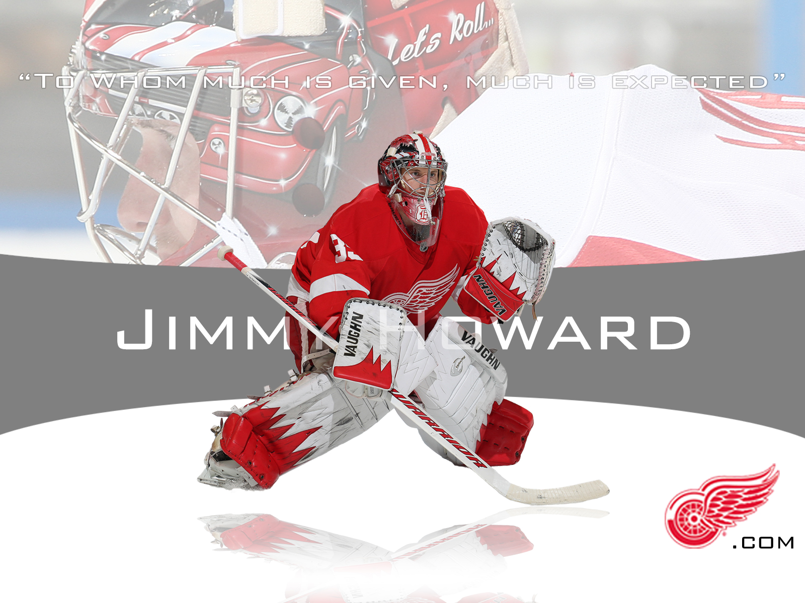 Jimmy Howard Iphone Wallpaper wwwgalleryhipcom   The 1600x1200