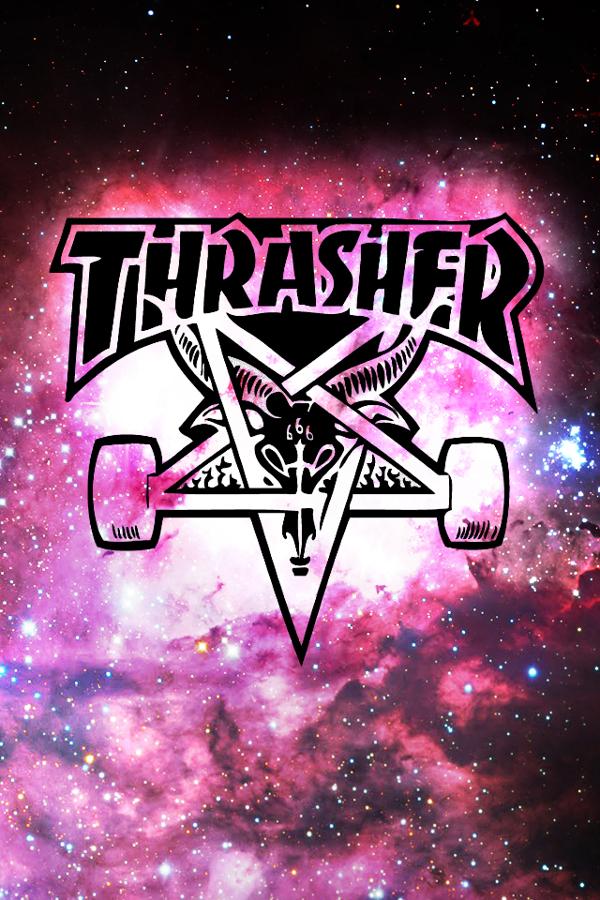 Thrasher Wallpaper on Behance 600x900