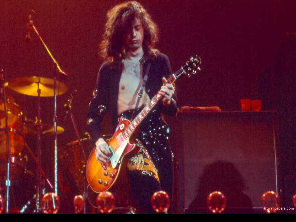 Jimmy Page Wallpapers Posters Jimmy Page Wallpaper 1024x768