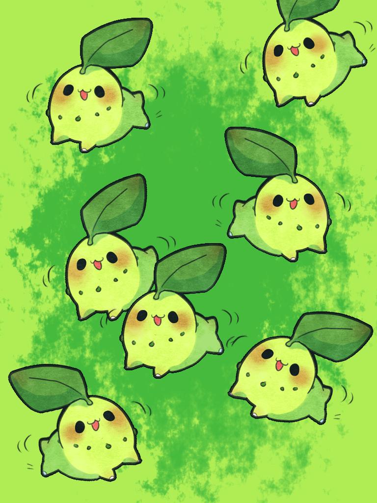 Chikorita   Pokmon   Zerochan Anime Image Board 768x1024