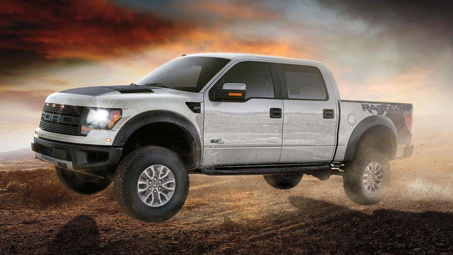 2013 ford raptor Wallpaper HD   Freak Wheel 1920x1080