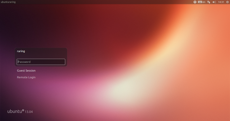 How to Remove White Dot From LightDM Login Screen Ubuntu 1304 800x423