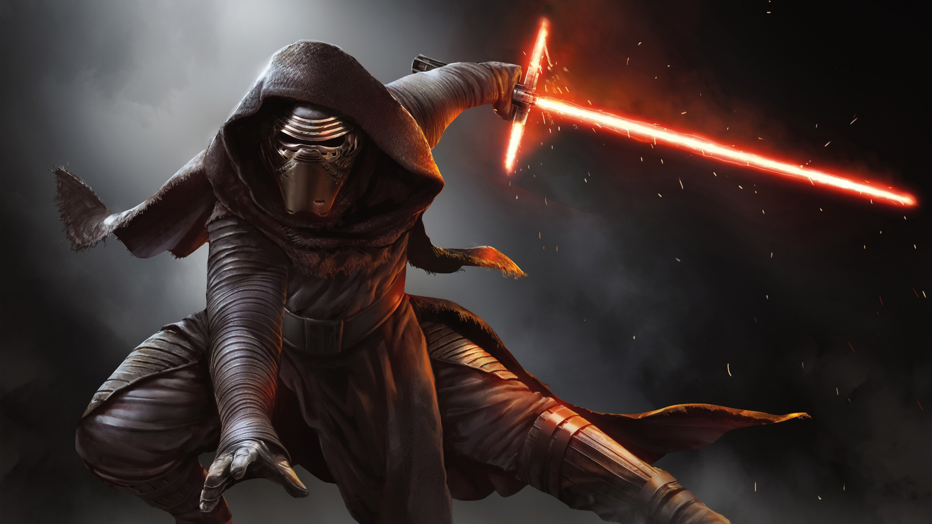 KYLO REN WALLPAPERS FREE Wallpapers Background images 1920x1080