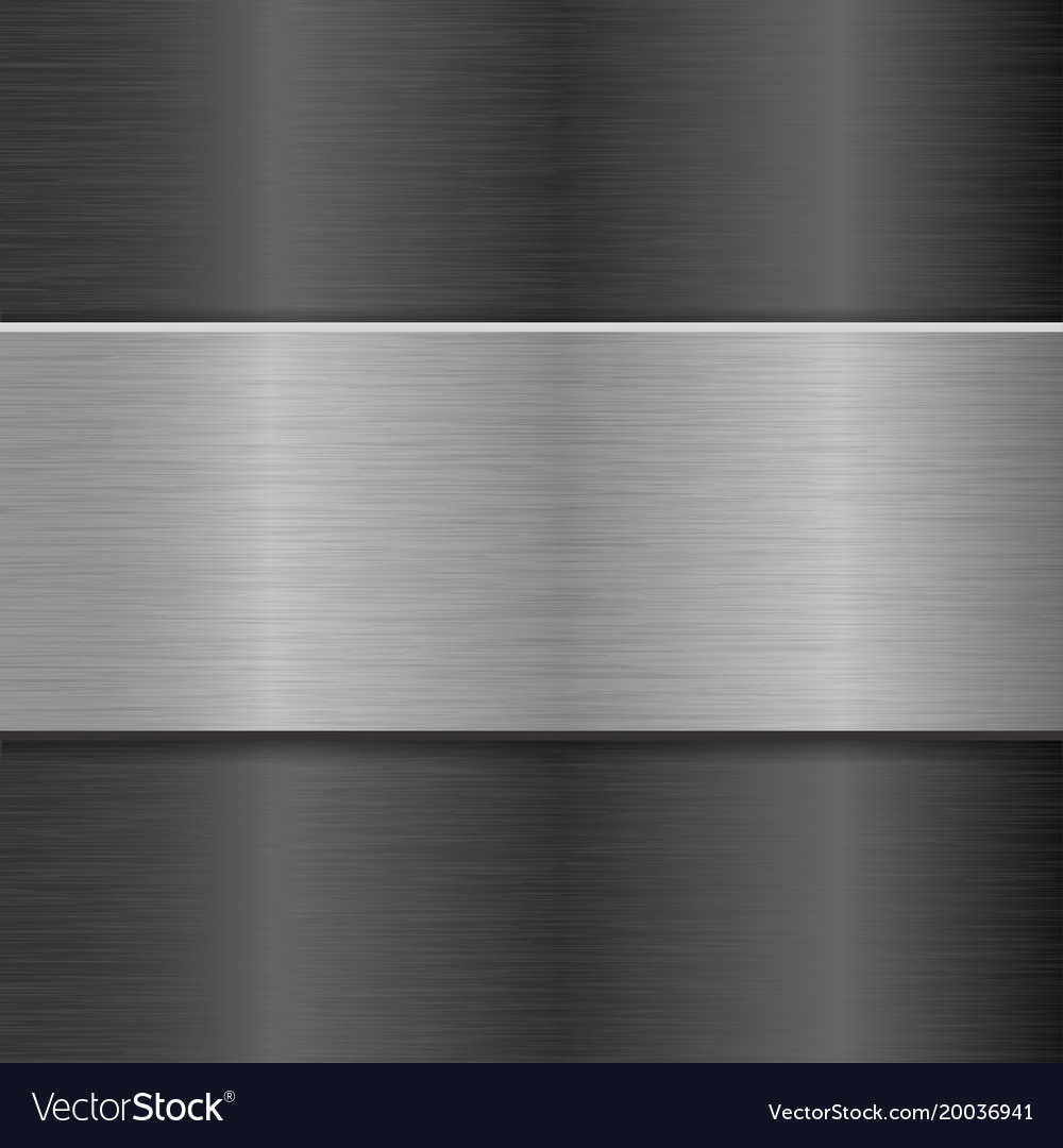 Metal backgrounds 3d Royalty Vector Image 1000x1080