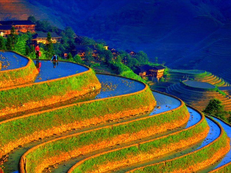 chinese landscape wallpaper 808x606